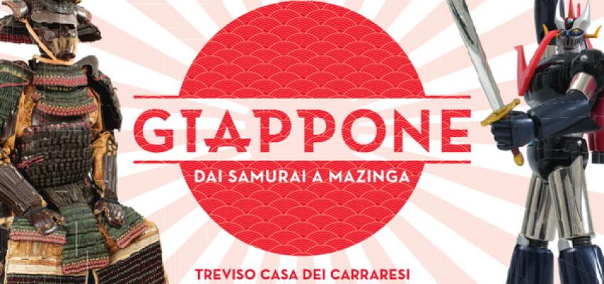 Ca dei Carraresi - Dai Samurai a Mazinga